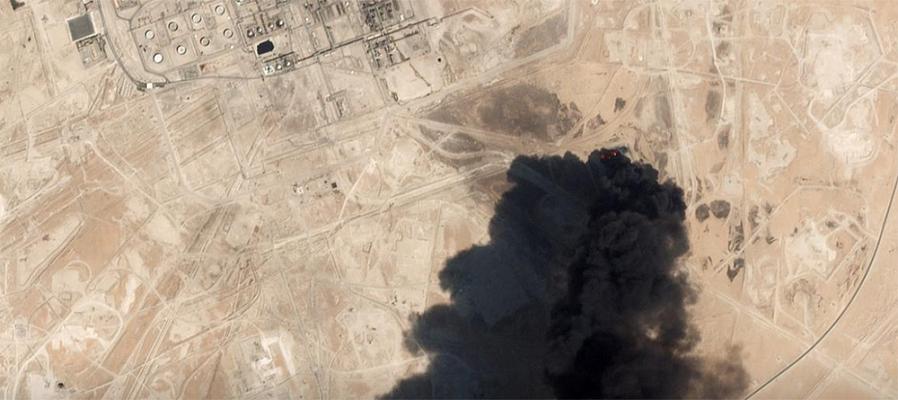 Не хуситы. В ООН считают, что за атака на нефтяные объекты в Саудовской Аравии в сентябре 2019 г. осуществлена не йеменскими повстанцами