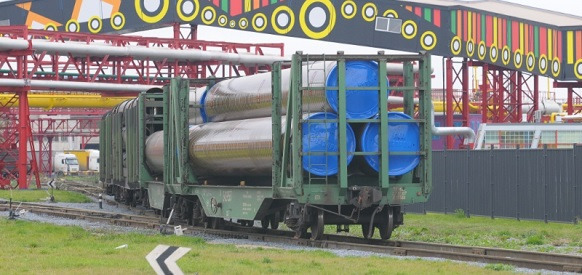 Газпром и ЧТПЗ обсудили ход сотрудничества