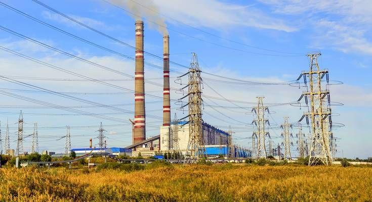 Точное регулирование соотношения топливо-воздух энергетических котлов