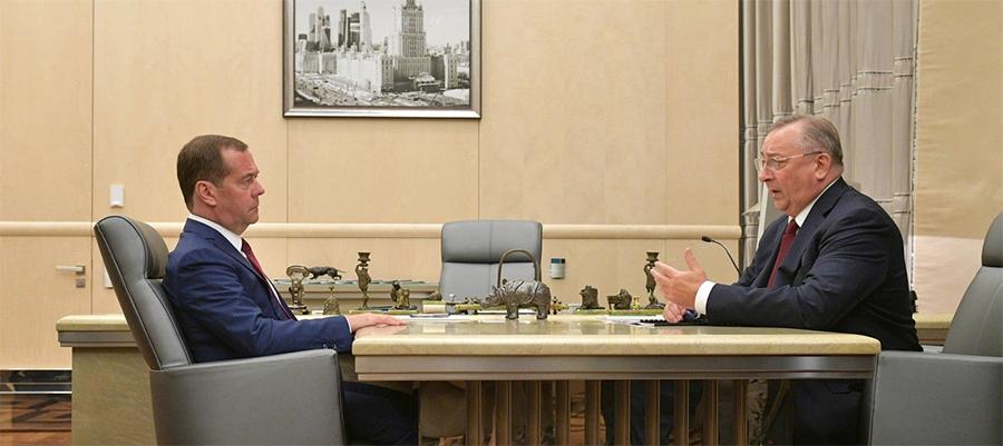 Д. Медведев одобрил предложение о единой сертификации лабораторий, проверяющих качество нефти