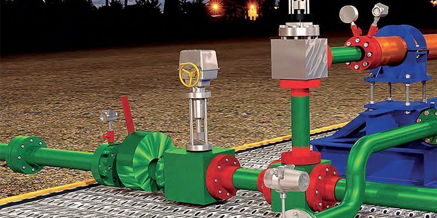 Актуальные решения для поддержания пластового давления, утилизации попутного газа и перекачки жидкостей