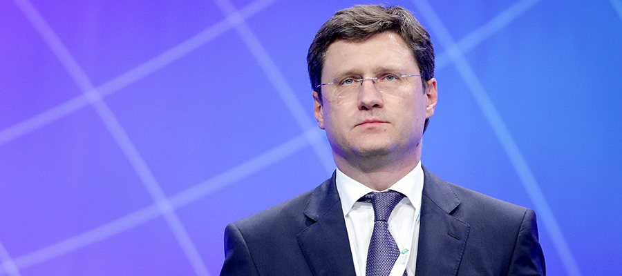 Russian energy minister says commercial oil stocks enough to cover Saudi losses