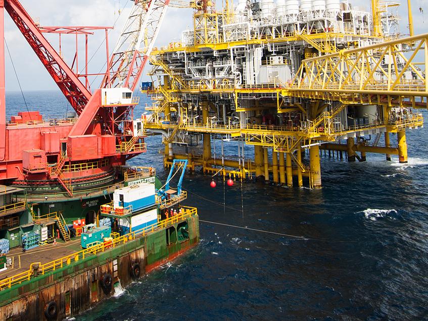 Пенообразователь «Аквафом S/AR» для экологически ответственных морских объектов