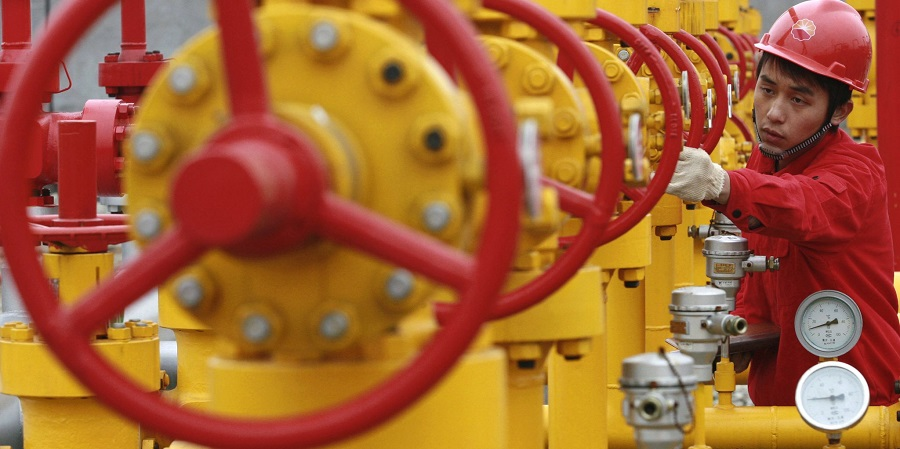 China imports 1.58 bln m3 of natural gas via landmark pipeline from Russia