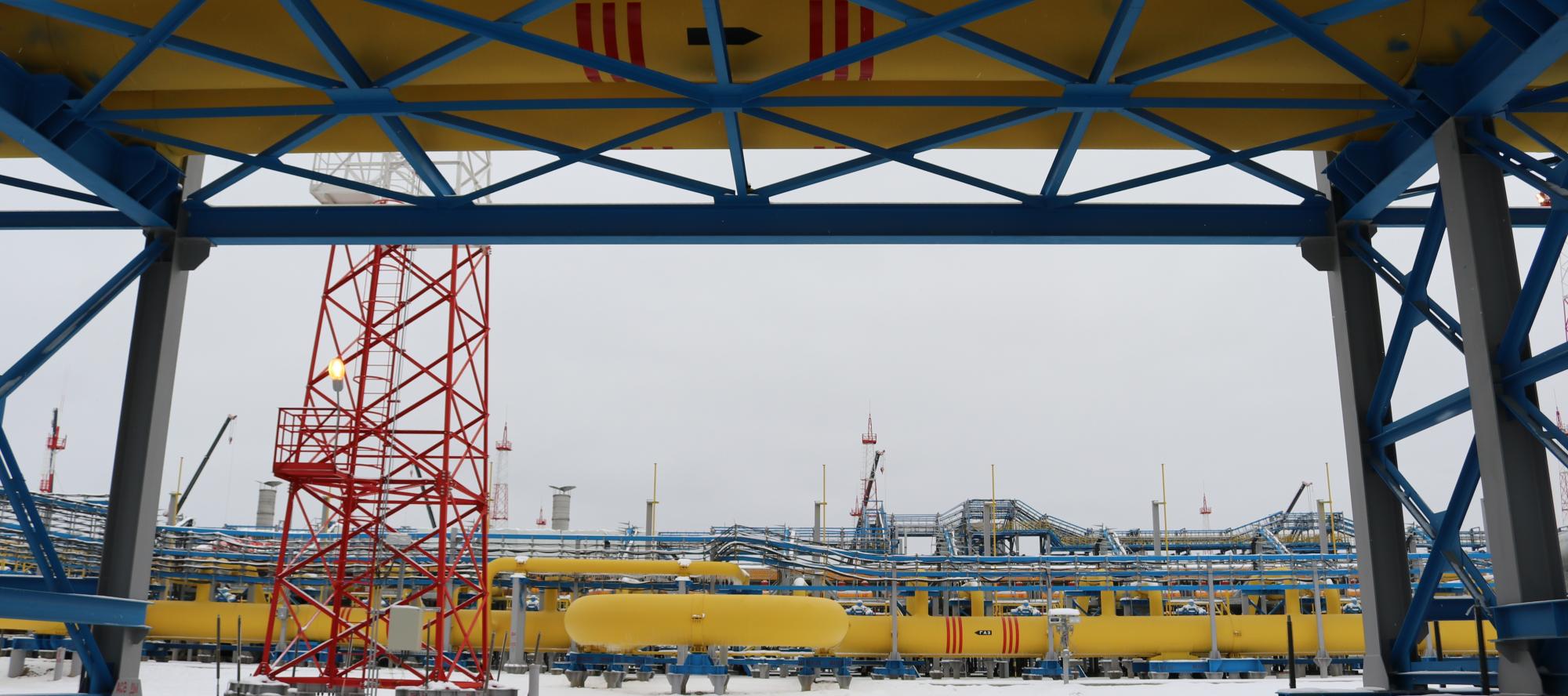 Обе нитки Турецкого потока заполнены газом, идет подготовка к поставкам газа в Китай по Силе Сибири-1