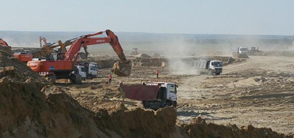Пик строительства Амурского ГПЗ планируется в конце 2018 г и в течение всего 2019 г