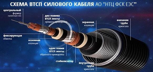 В России завершен основной этап испытаний крупнейший в мире высокотемпературной сверхпроводящей кабельной линии