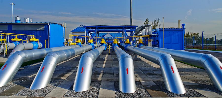 Польская PGNIG начинает поставлять газ на Украину