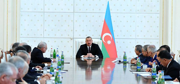 Russia reveals volume of Azerbaijan's gas import