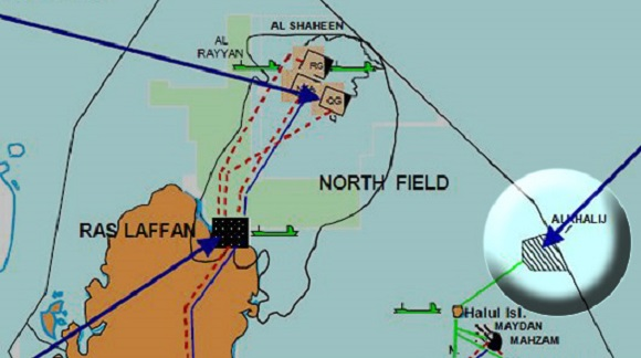 Total совместно с Qatar Petroleum приступила к добыче нефти на катарском месторождении Al-Shaheen