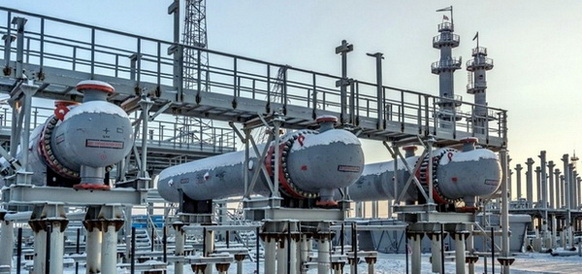 Главгосэкспертиза РФ одобрила строительство комплекса объектов подготовки газа и газового конденсата на Восточно-Уренгойском месторождении