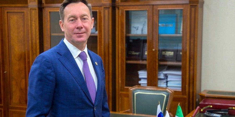А. Бикмурзин назначен директором нефтегазохимического комплекса Татнефти