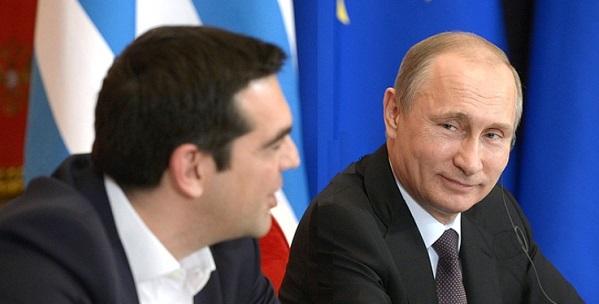 Греция получит от России финансирование на строительство отвода от газопровода Турецкий поток. Если захочет