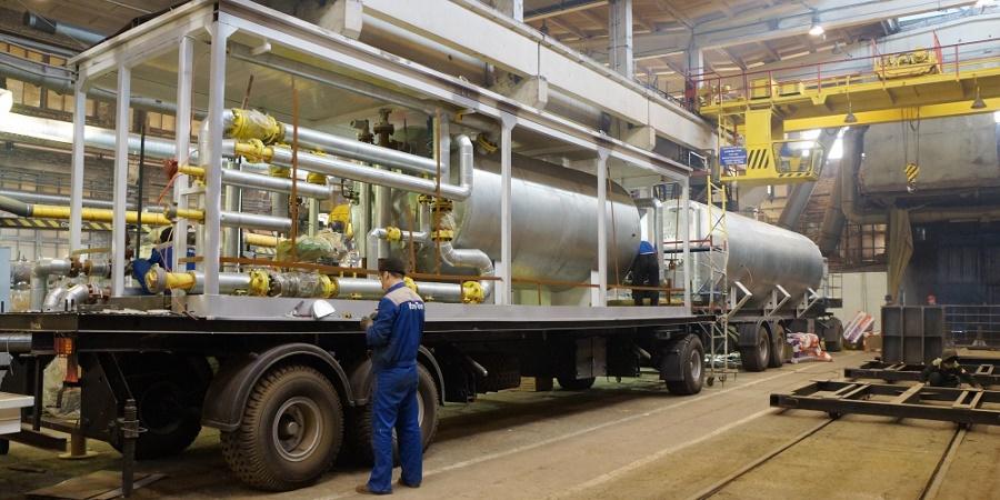 Компания ОЗНА участвует в обустройстве уникального Куюмбинского месторождения