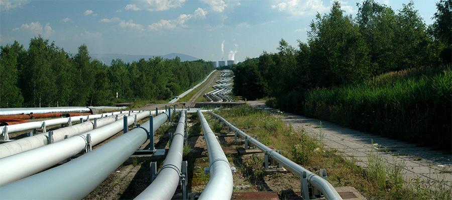 Дошла. Качественная российская нефть по нефтепроводу Дружба поступила в Чехию