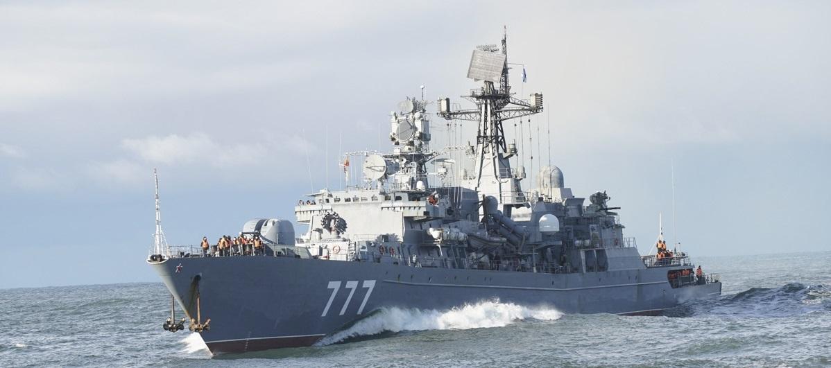 Чтобы не было провокаций. Совбез РФ сообщил об охране трубоукладчика для МГП Северный поток-2