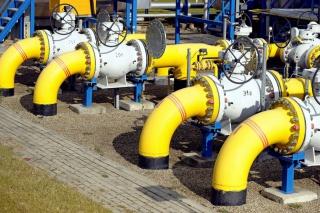Россия в октябре 2014 г сократила экспорт газа на 17%
