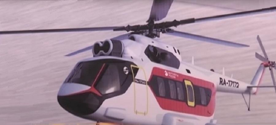 Ми-171А3. Газпром и Вертолеты России заканчивают создание вертолета для работы в Арктике