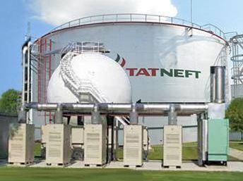 Татнефть ввела в эксплуатацию новый напорный нефтепровод. Под Камой
