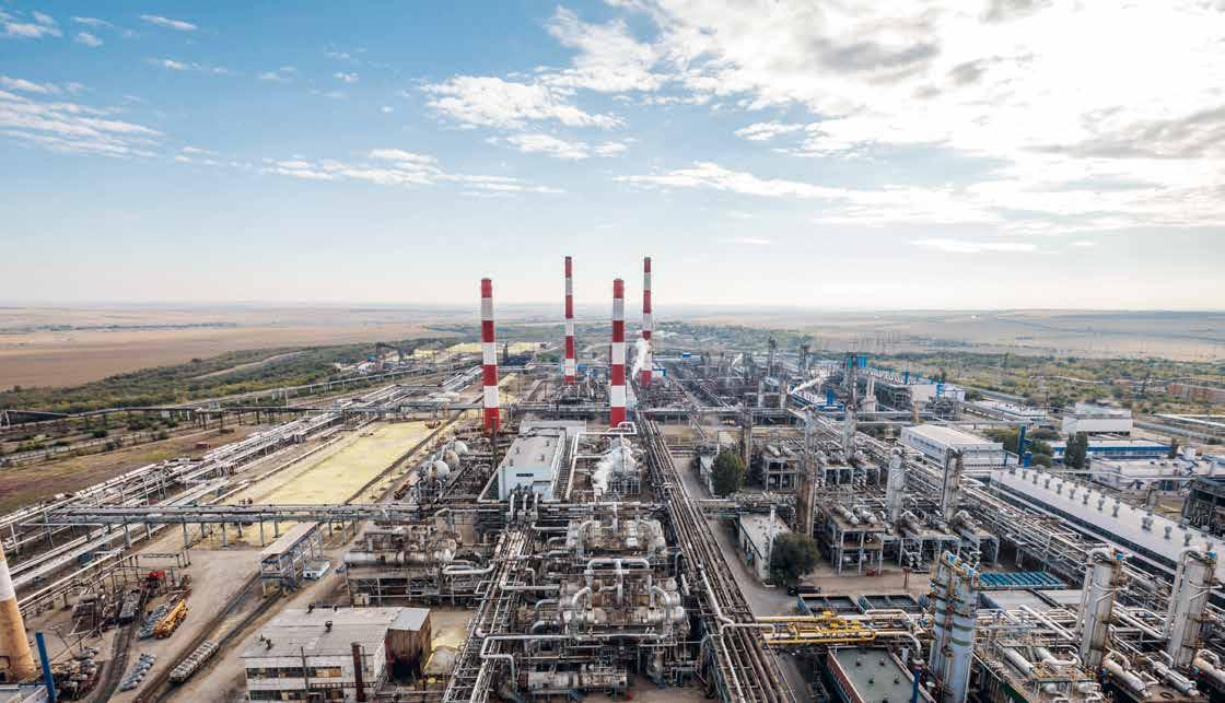 Новые материалы и инновационная технология крепления скважин на Астраханском ГКМ