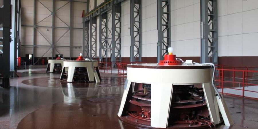 Гидроагрегат № 2 Кашхатау ГЭС выведен в капитальный ремонт