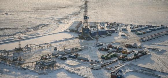 Gazprom neft: Record fishbone built at East-Messoyakha field
