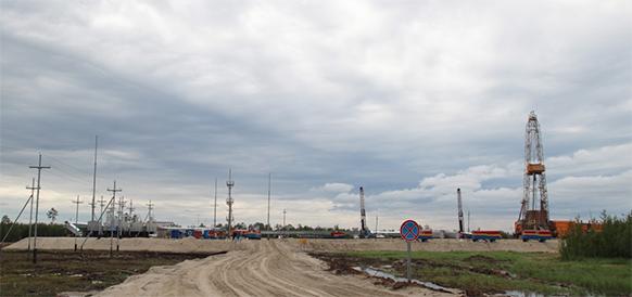 У Томскнефти все по плану. Компания ввела несколько крупных капитальных объектов на своих месторождениях