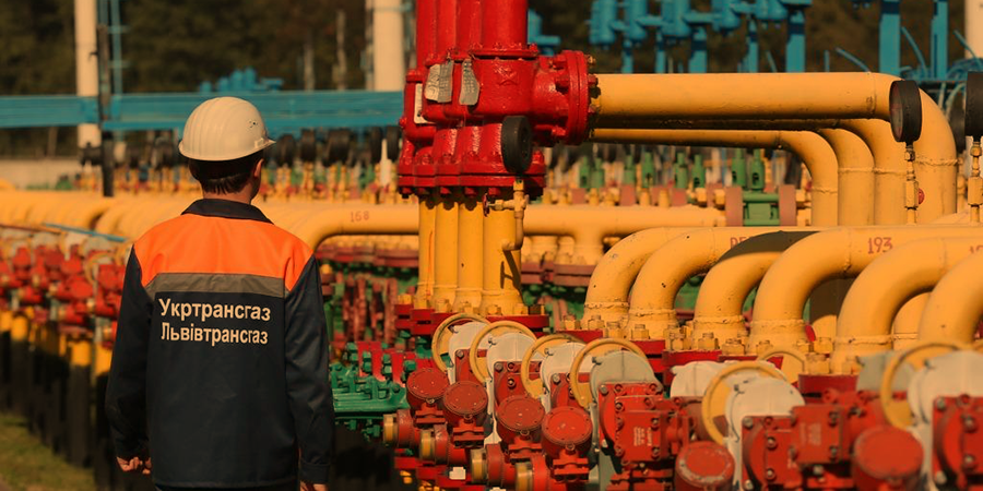 Объем газа в ПХГ Украины достиг уровня 20,81 млрд м3