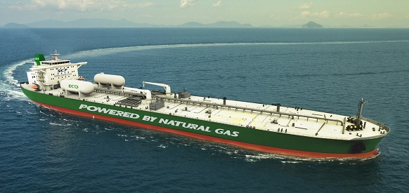 Sovcomflot signed time-charter agreements with Shell for 2 LNG-fuelled Aframax tankers