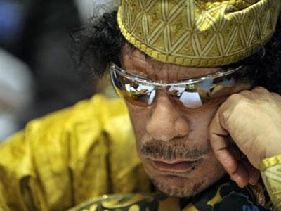 Что будет с Каддафи без Ливии