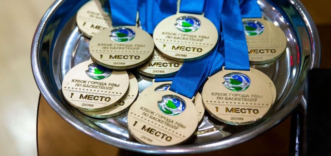 Чемпионы! Баскетбольная команда Газпром трансгаз Уфа завоевала Кубок Уфы