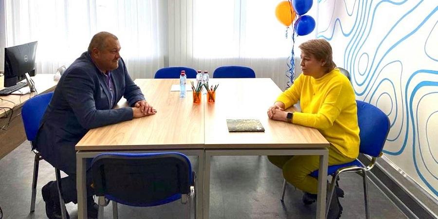Глава г. Усть-Кут и глава ИНК обсудили возможность газификации котельной