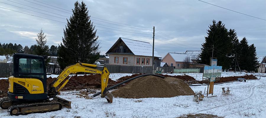В Удмуртии созданы условия для газификации 4 населенных пунктов Дебесского района