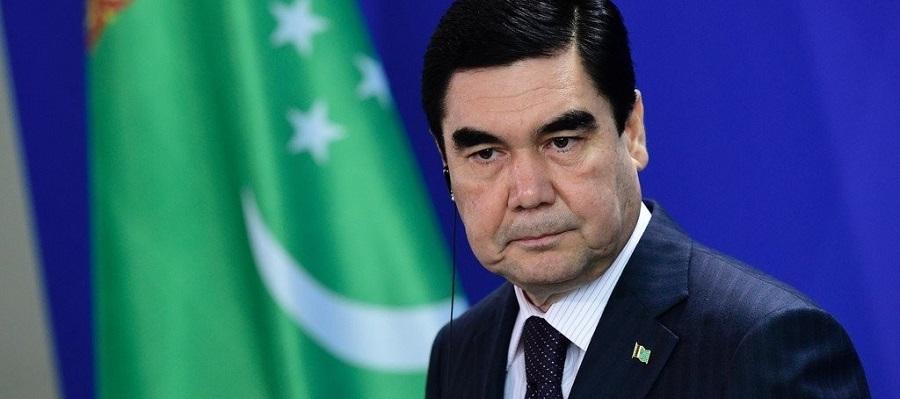 Г. Бердымухамедов сместил с должности главу Туркменнефти