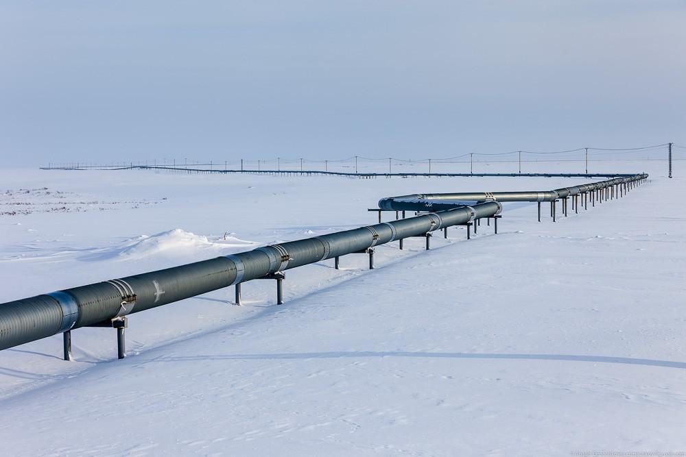 Системный подход к защите Арктики от последствий аварий на магистральных трубопроводах