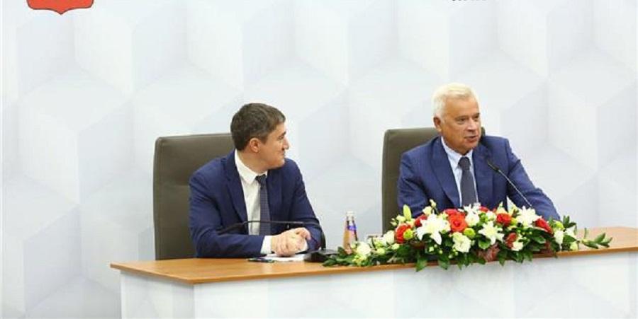 ЛУКОЙЛ и Пермский край подписали новое соглашение о сотрудничестве