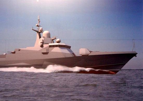 В мае 2016 г в Крыму начнется строительство малого ракетного корабля Шторм