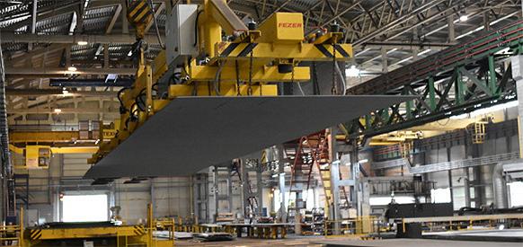 СПГ-завод Газпрома, строящийся в районе КС Портовая, получит конструкции из отечественной криогенной стали