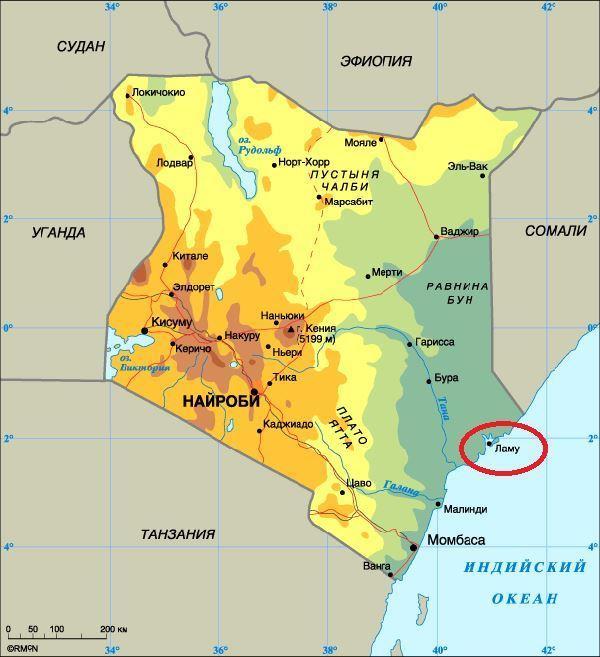 Запасы нефти в кенийской провинции Туркана могут превышать 1 млрд баррелей