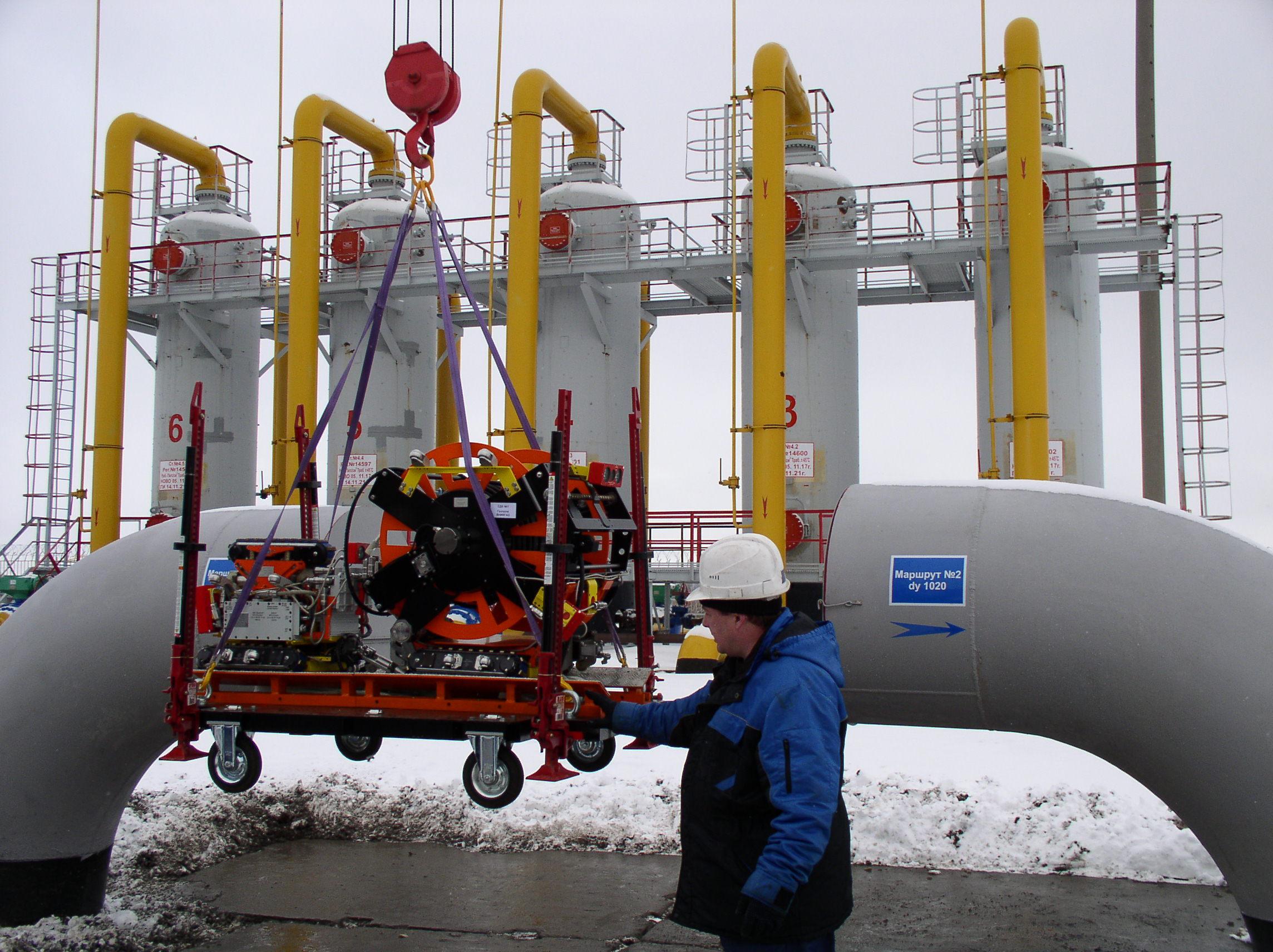 Газпром трансгаз Москва создал диагностический стенд для испытаний оборудования