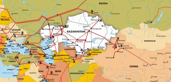 Казахстан значительно увеличил тариф на транспортировку российской нефти в Китай. Что скажет Роснефть?