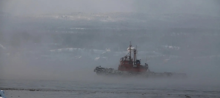 На Камчатке дежурные силы поисково-спасательного обеспечения Тихоокеанского флота находятся в повышенной готовности