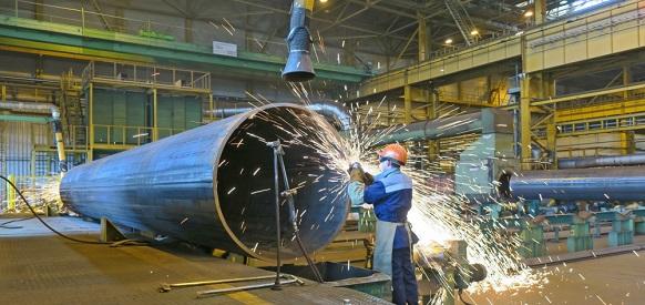 Ижорский трубный завод поставит Газпрому ТБД на 8 млрд руб.
