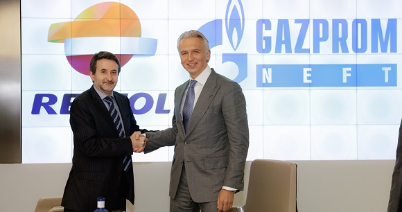 Gazprom Neft and Repsol developing exploration cluster in the Khanty-Mansi AO