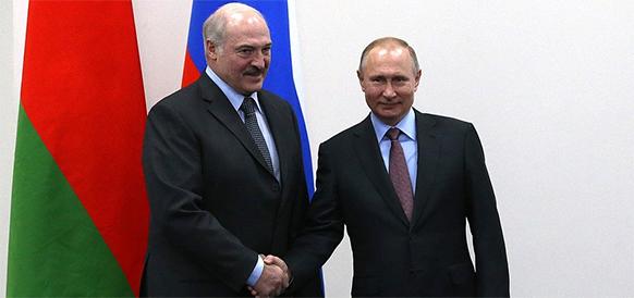 Объемы поставок нефти и газа сохраняются на договорном уровне. Состоялась встреча В. Путина с А. Лукашенко в рамках 3-дневного рабочего визита в г. Сочи