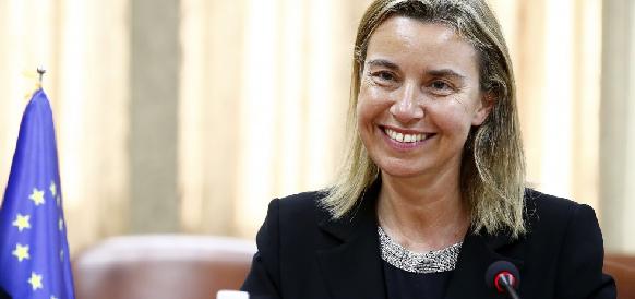 Ф. Могерини: Евросоюз будет и в дальнейшем поддерживать проект Южного газового коридора