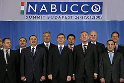 Czechs Intend To Join Nabucco