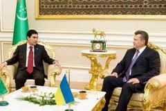 Туркменистан и Украина обсудили перспективы двустороннего сотрудничества