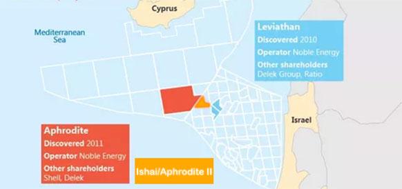 East med как повод для примирения. Израиль и Кипр в ближайшее время могут урегулировать спор вокруг месторождения Афродита