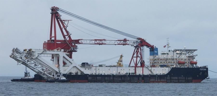 Дания подтвердила, что все условия в выданном разрешении на строительство Северного потока-2 выполнены